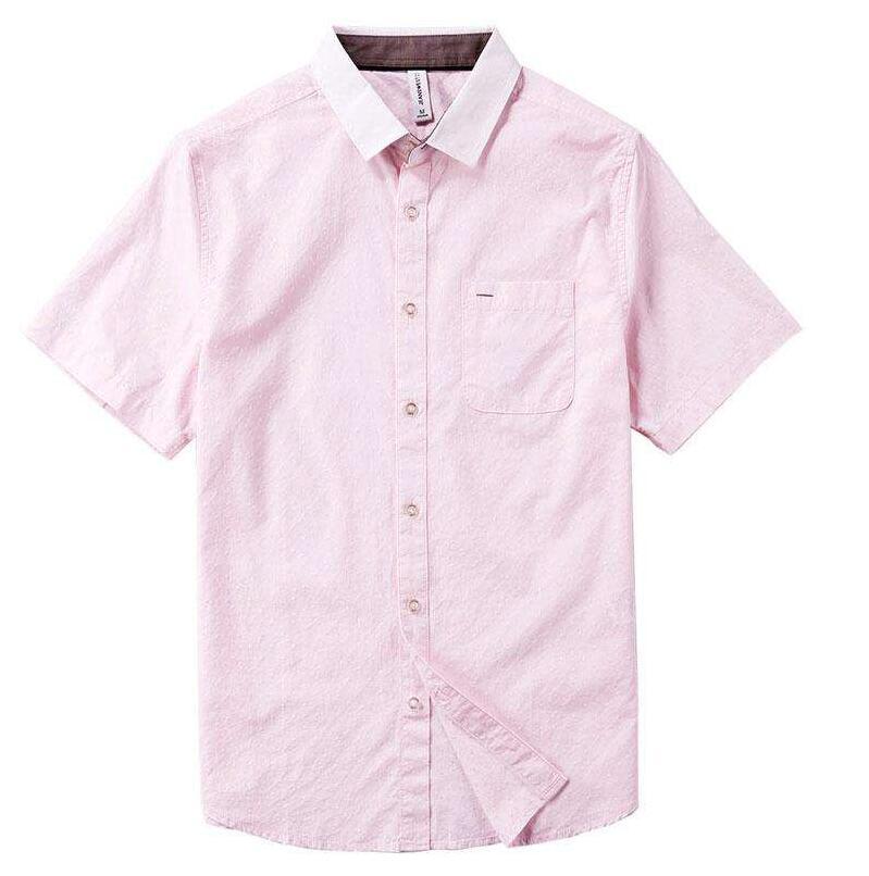 条纹衬衫定做批发「江苏三挺服饰供应」