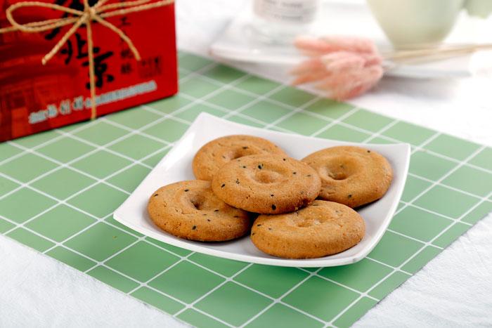 德阳盒装桃酥推荐供应商 和谐共赢「四川德阳金府王食品供应」