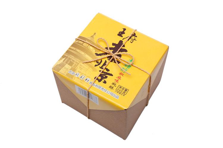 新疆無糖食品桃酥哪家便宜 客戶至上「四川德陽金府王食品供應」