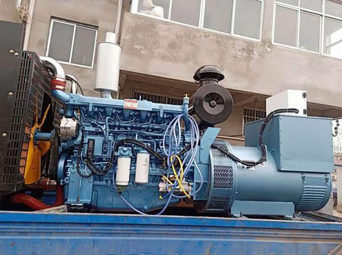拉萨消防发电机定制,发电机