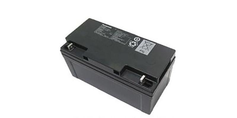 张家口松下蓄电池UP-VW1245,松下蓄电池