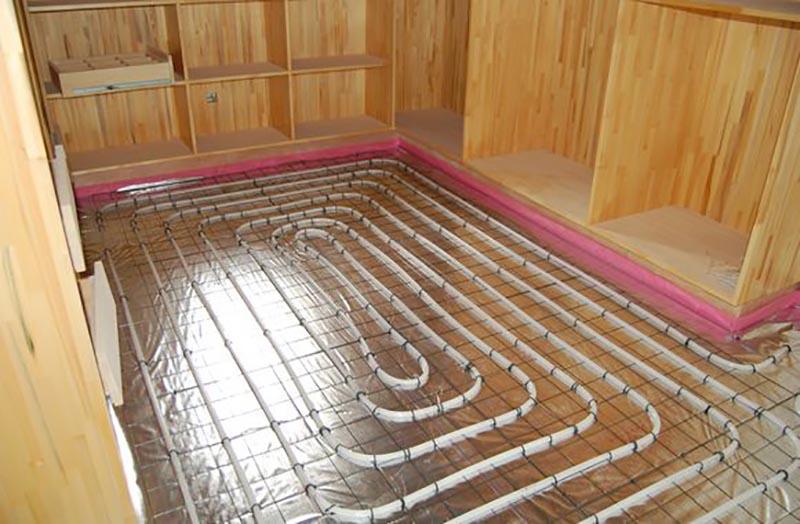 绵阳专业地暖安装公司,地暖