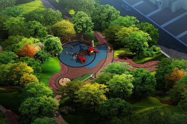 黔西南园林绿化方案,园林绿化