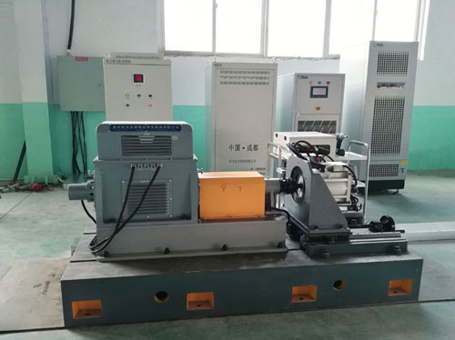上海轮毂电机综合试验系统,电机