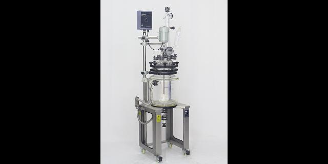 吉林全新双层玻璃反应釜产品原理,双层玻璃反应釜