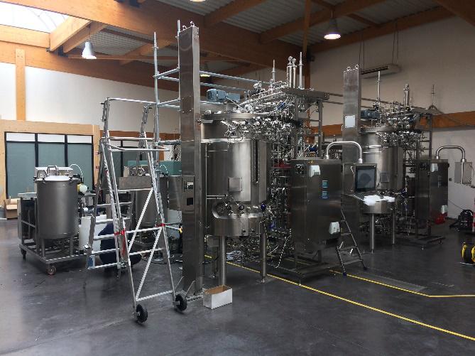 黑龙江专业发酵罐厂家报价 诚信为本「上海山富科学仪器供应」