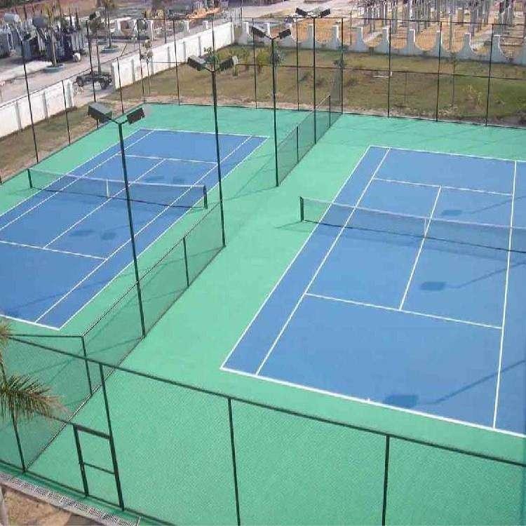 嘉定区硅pu球场围网哪里好「上海安怆体育设施工程供应」
