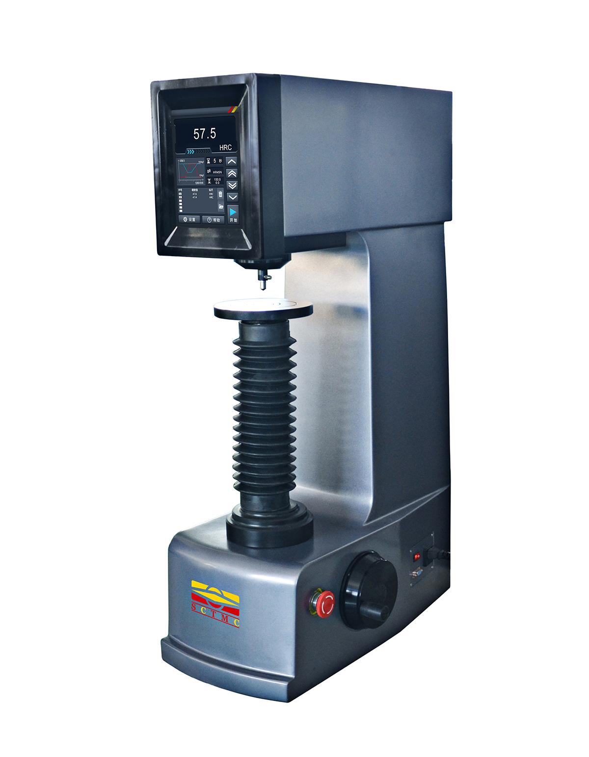布氏硬度机标准 上海尚材试验机供应