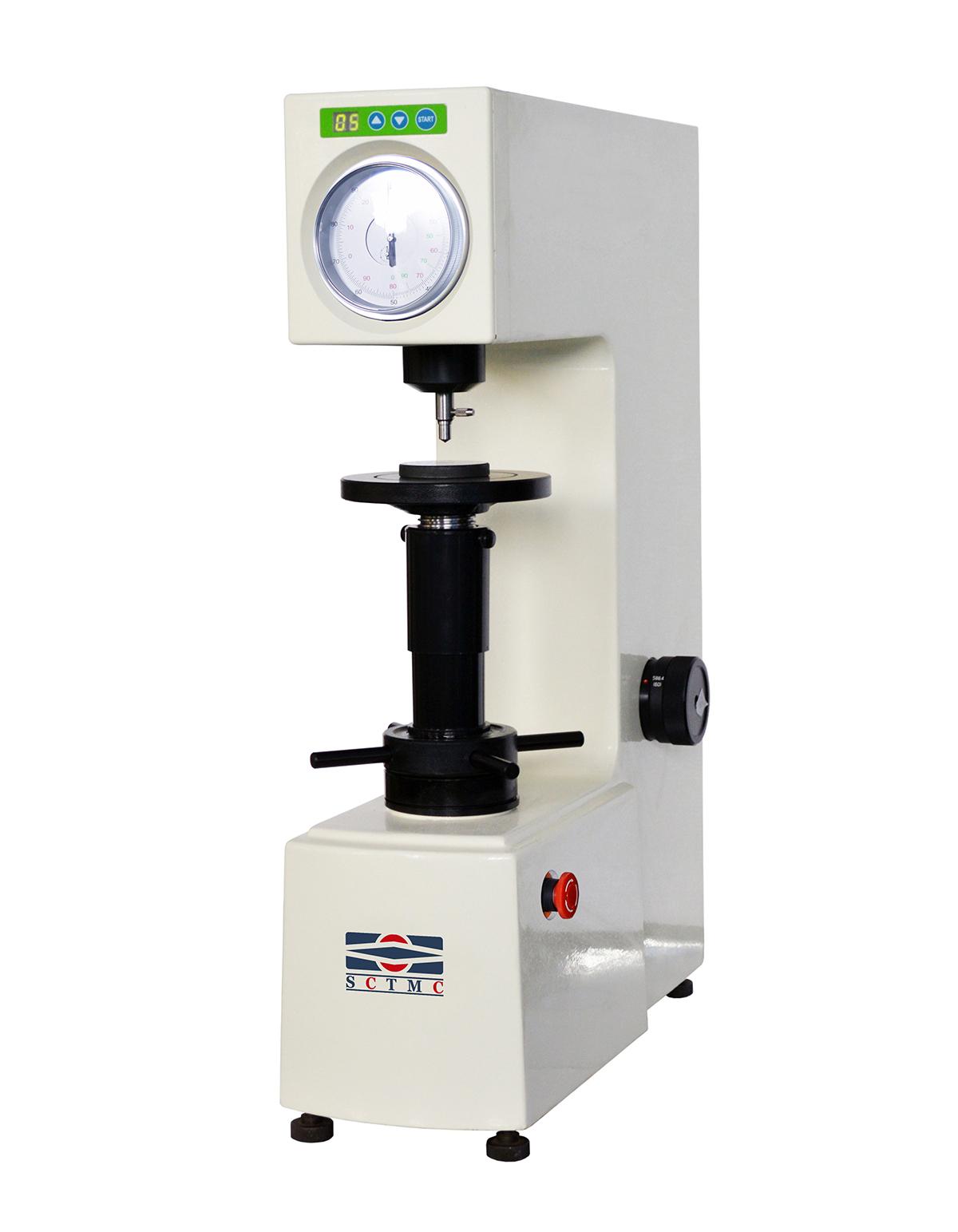 全自动维氏硬度计哪里定制 上海尚材试验机供应