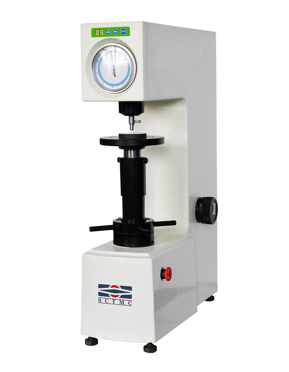 布氏硬度测试仪 上海尚材试验机供应