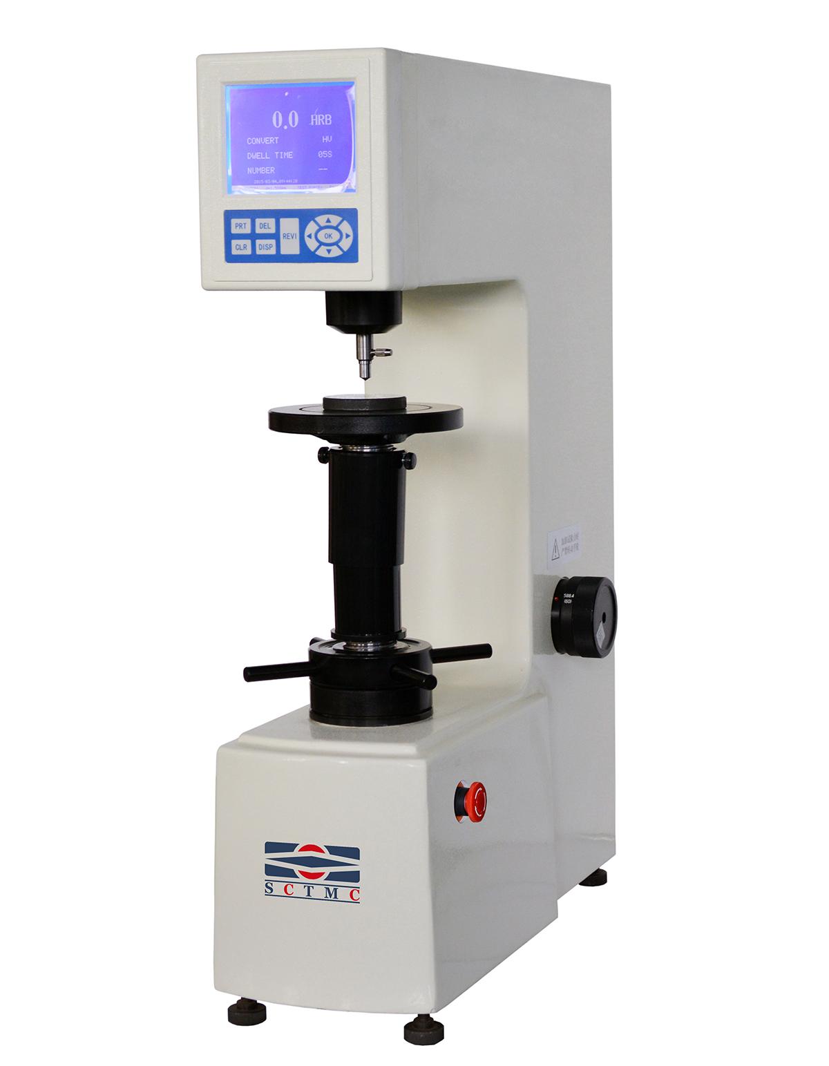 自动转塔硬度计整体实验室 上海尚材试验机供应