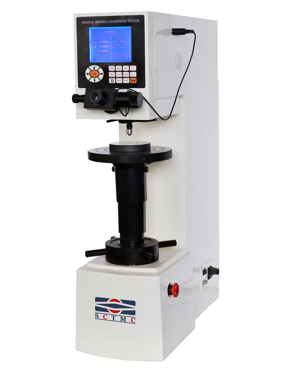 维氏硬度计操作方法 上海尚材试验机供应