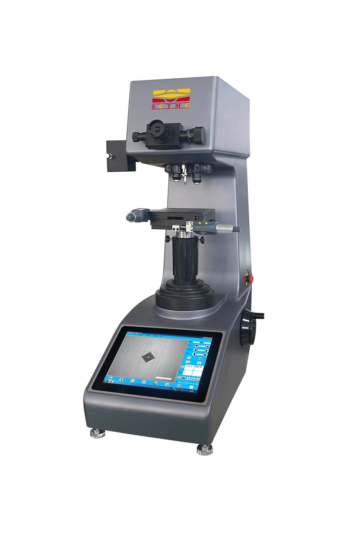 顯微硬度測試儀配件 上海尚材試驗機供應