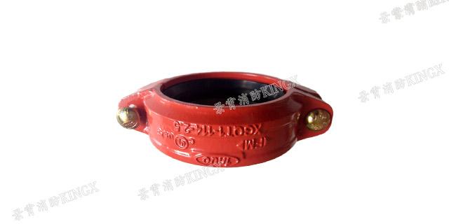 品牌沟槽管件认证「上海景霄管道配件供应」