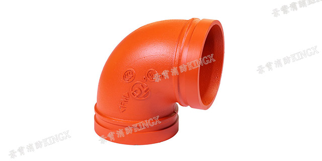 福建消防专用沟槽管件,沟槽管件