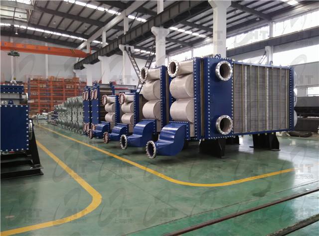 青海便宜热交换器联系方式 上海板换机械设备供应