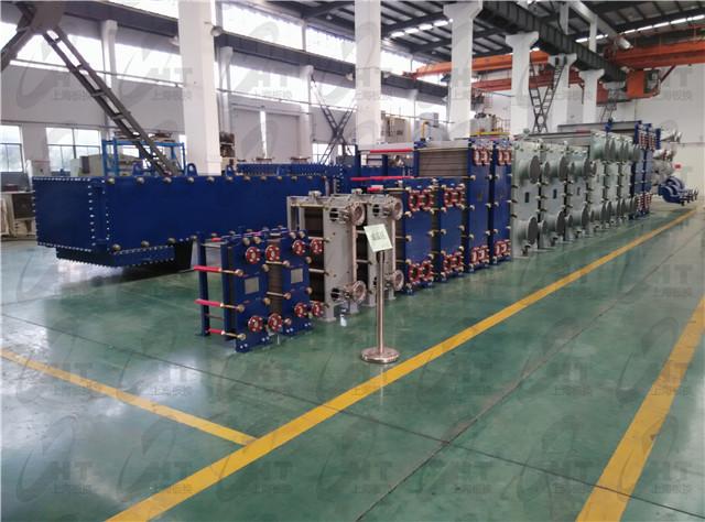 甘肃供暖热交换器代理 上海板换机械设备供应