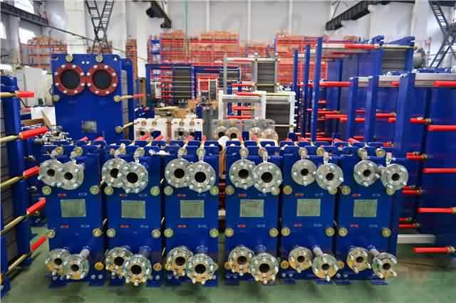 云南供暖热交换器的用途和特点 上海板换机械设备供应