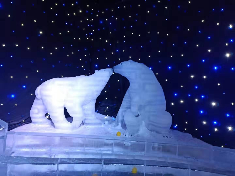 哈尔滨宴会冰雕批发 铸造辉煌「上海冰尊雕刻艺术供应」