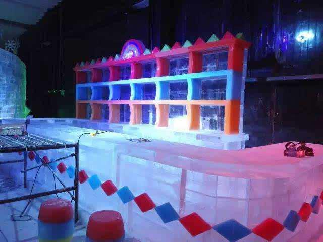 哈尔滨景观冰雕供应商家 值得信赖「上海冰尊雕刻艺术供应」
