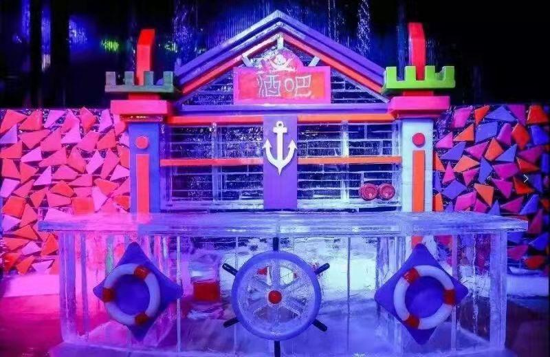 哈尔滨创意雪雕 客户至上「上海冰尊雕刻艺术供应」
