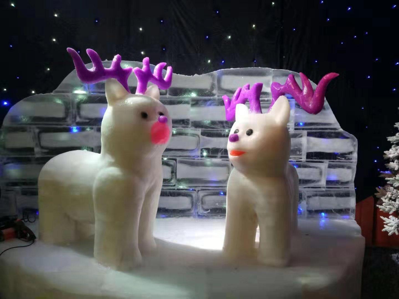 哈尔滨雪雕公司,雪雕