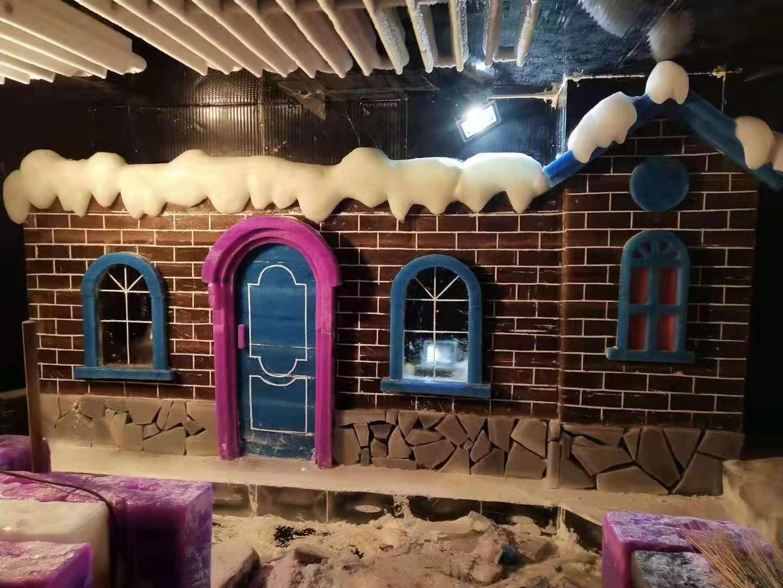 重庆商务雪雕制作,雪雕