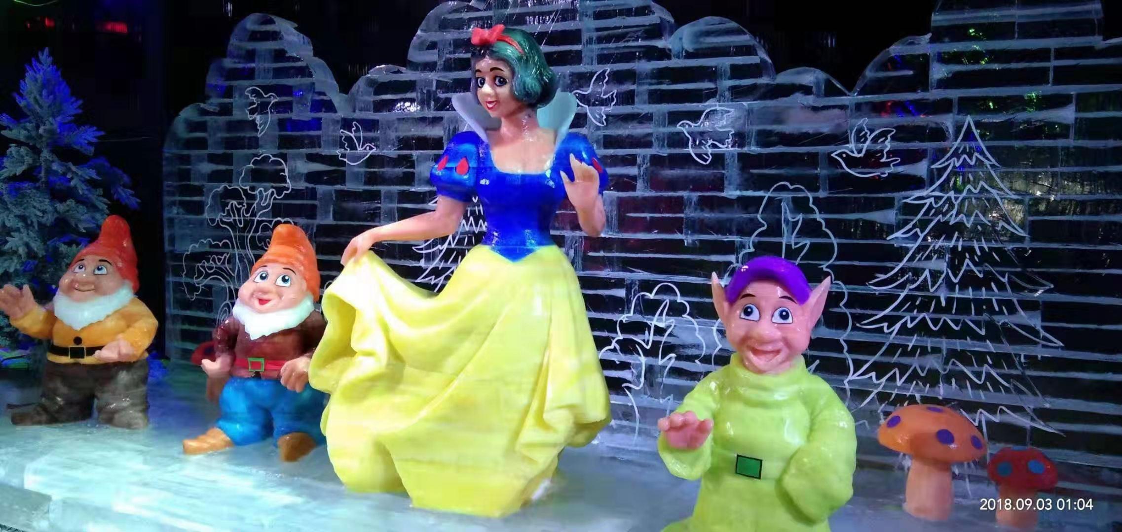 陕西创意冰雕 欢迎来电「上海冰尊雕刻艺术供应」