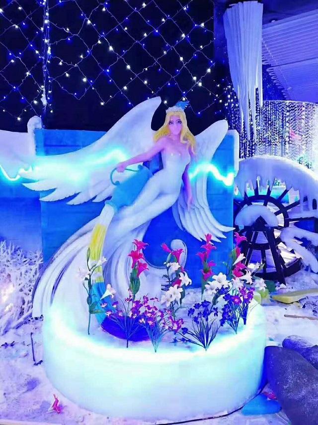 销售上海市冰雕制作厂家报价上海冰尊雕刻艺术供应