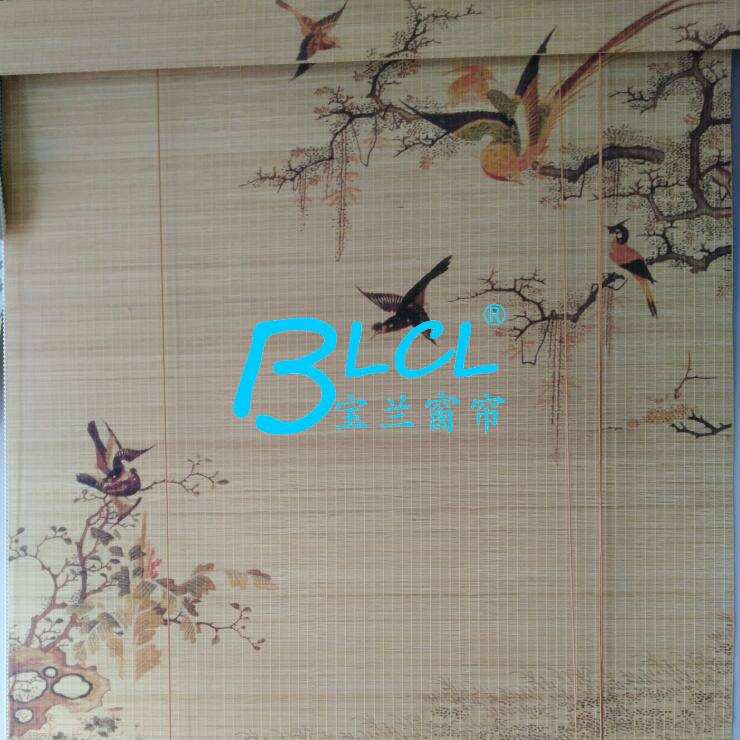 云南喷绘卷帘厂家在哪 真诚推荐 上海宝兰窗帘供应
