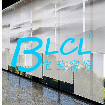 北京遮光卷帘厂家在哪 值得信赖 上海宝兰窗帘供应