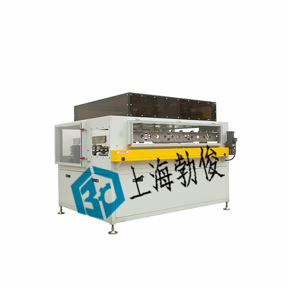 上海锂电窑炉翻钵倒料机循环线生产商 勃俊供