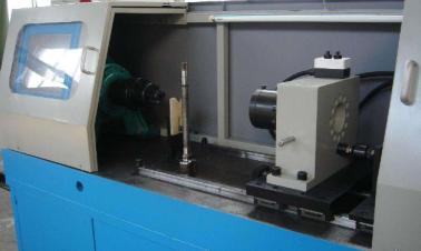 四川等速萬向節傳動軸焊接強度試驗臺圖片