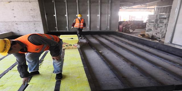 陕西地下室超细无机纤维喷涂信誉好的公司 值得信赖「上海声华声学工程供应」