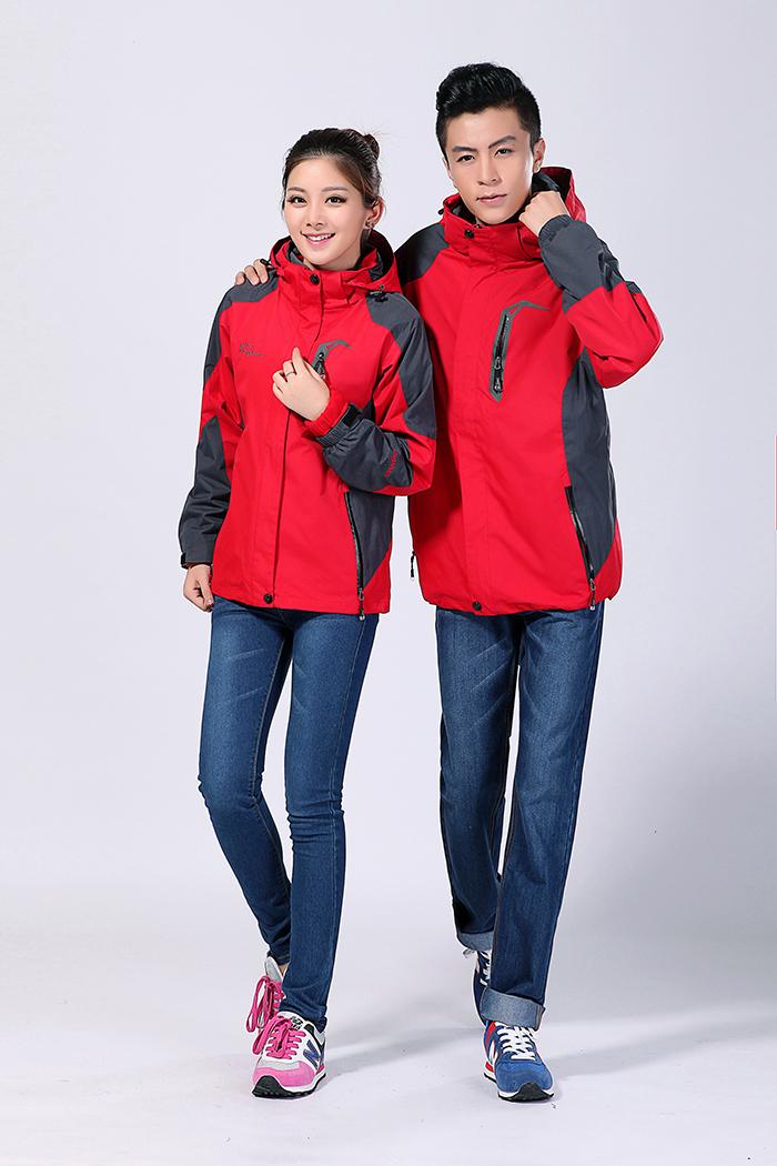 浙江新款冲锋衣定做公司 欢迎来电「上海格宾服饰供应」