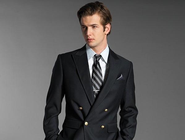 上海男式西装直销「上海格宾服饰供应」