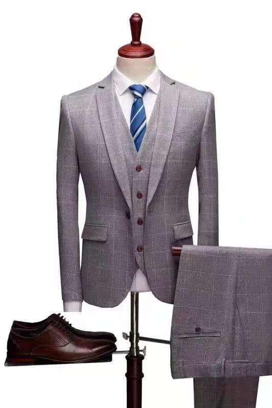 正装西装定制工厂「上海格宾服饰供应」
