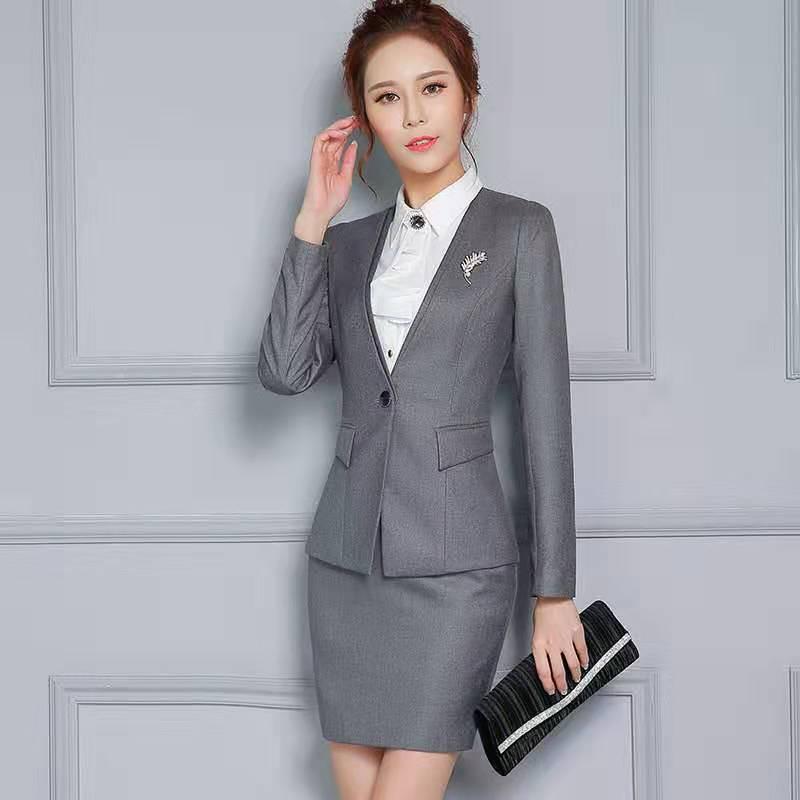 上海女装西服定做厂家「上海格宾服饰供应」