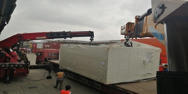 上海设备搬运 抱诚守真 上海国祥装卸搬运供应
