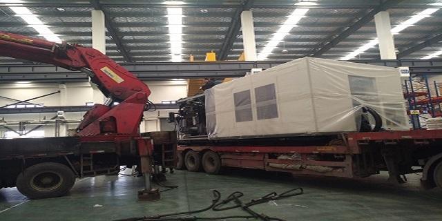 上海大型设备搬运制品价格 贴心服务 上海国祥装卸搬运供应