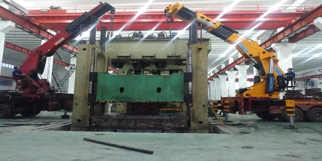 上海安全工厂搬迁共同合作 推荐咨询 上海国祥装卸搬运供应