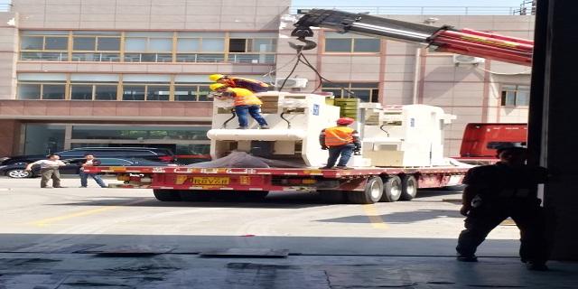 江苏工厂搬迁值得推荐 创造辉煌 上海国祥装卸搬运供应