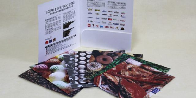 闵行区菜谱画册印刷印刷效果好 贴心服务 上海景联印务供应