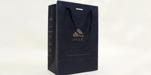 金山区免费设计手提袋生产厂家 值得信赖 上海景联印务供应