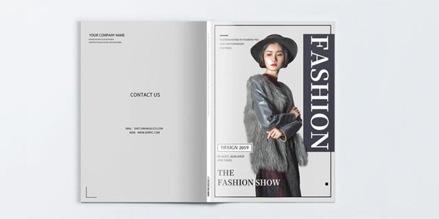 松江区宣传画册设计公司 值得信赖 上海景联印务供应