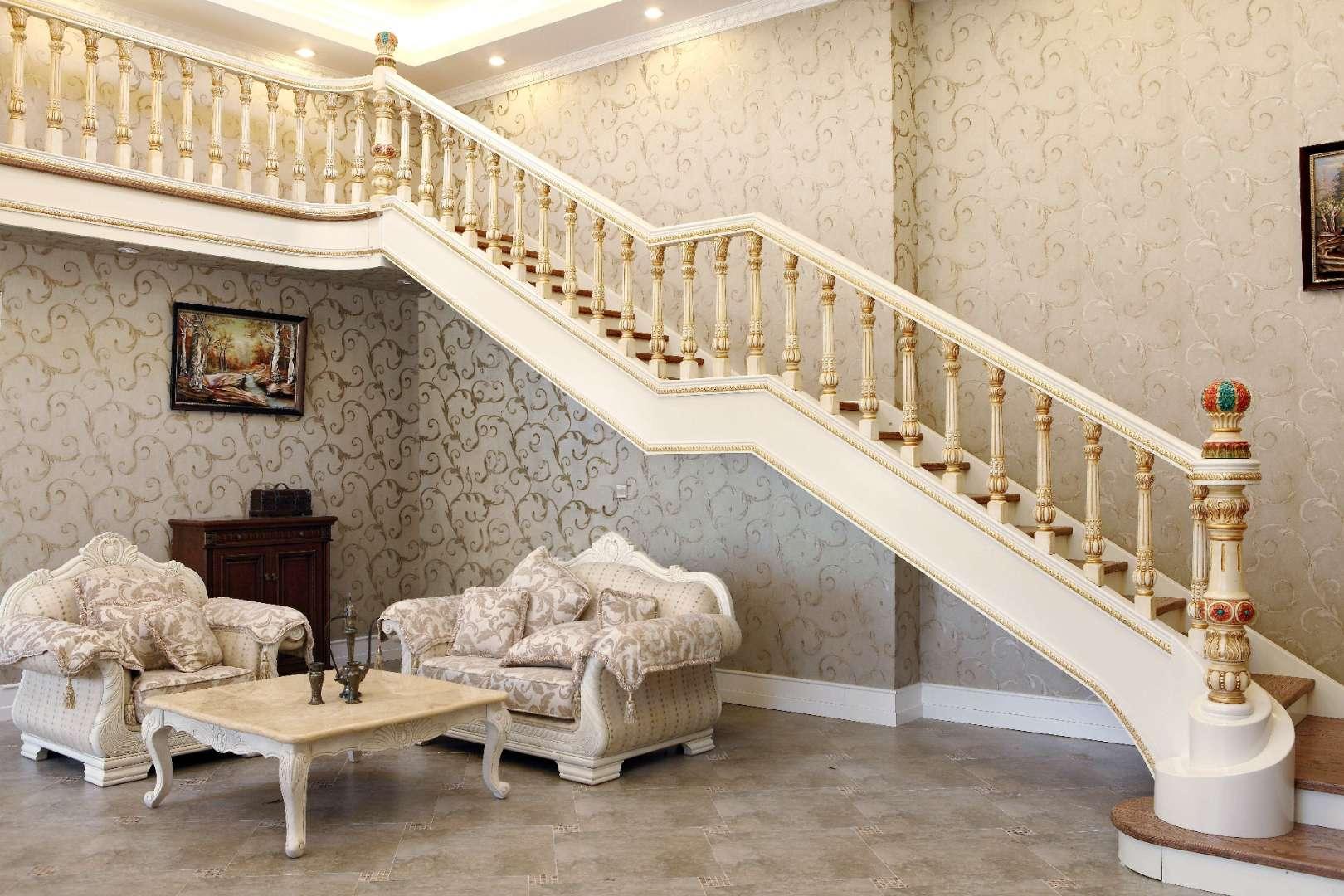 江苏楼梯扶手设计