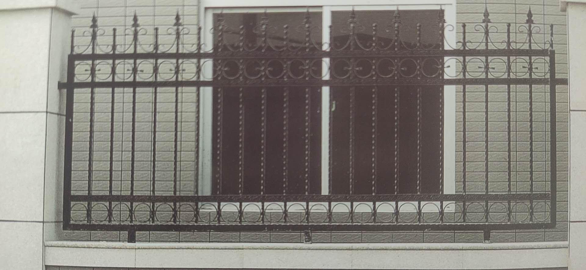 福建别墅铁艺栏杆生产「上海隽珞金属制品供应」