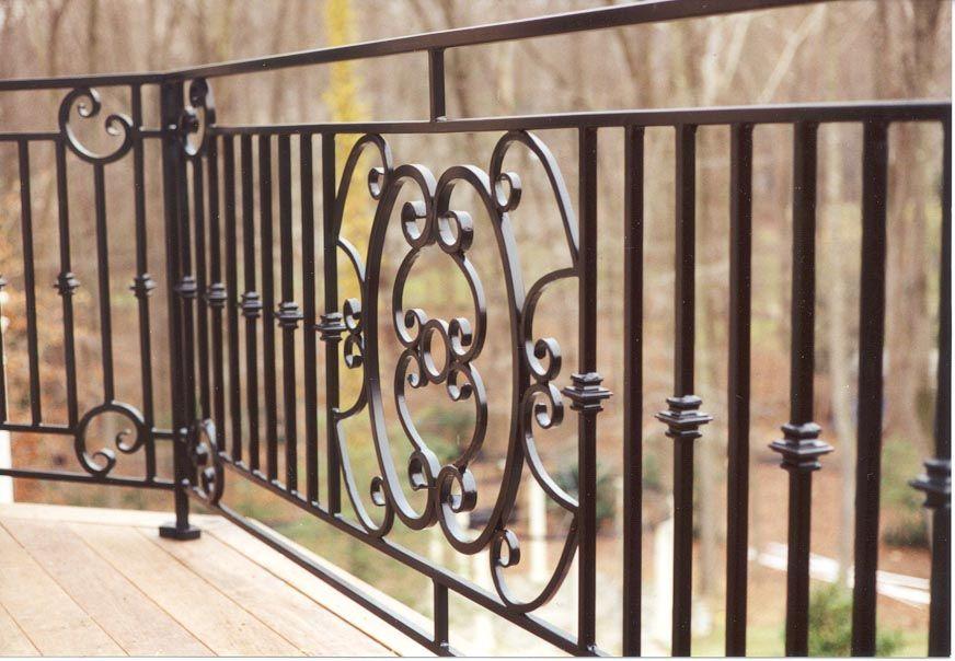 江西阁楼铁艺栏杆锻打「上海隽珞金属制品供应」