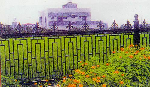 安徽铁艺栏杆订制 上海隽珞金属制品供应