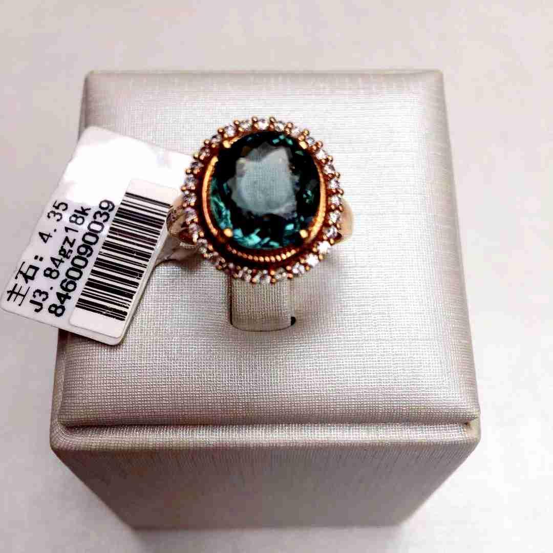 杨浦区原装宝石代理品牌 有口皆碑「上海晶翘珠宝供应」